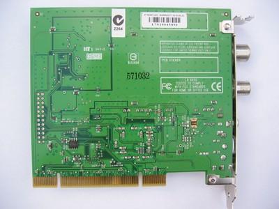 LeadTek WinFast DTV1000T (PCB bottom)