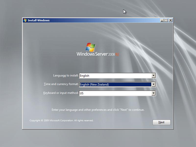 Windows Server 2008 R2 Xen Hvm Installation With Gpvpv Drivers V0