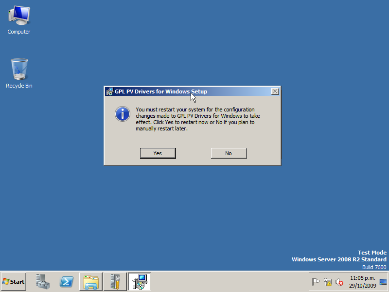 How to bypass authentication on Windows Server 2008 R2 ...