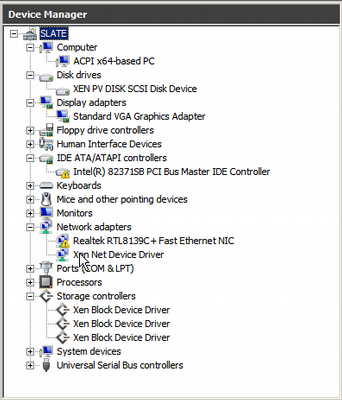 Windows Server 2008 R2 Xen Hvm Installation With Gpvpv Drivers V0