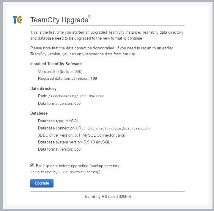 TeamCity v9 x on CentOS v7 x with MariaDB — Lucid Solutions