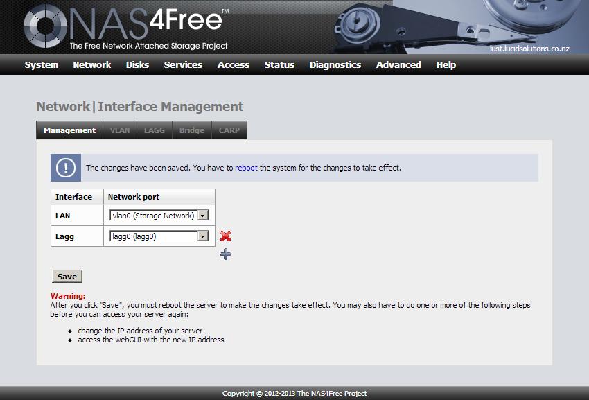 Freenas vs nexenta freenas open source storage.