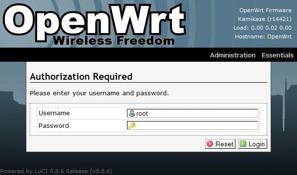 Wr841n Openwrt