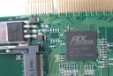 Routerboard 14 - PLX PCI6152-CC33BC and AIC 1085-33PM